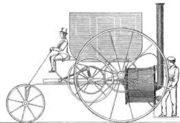 trevithicks-dampfwagen